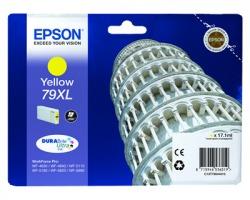 Epson 79XL Cartuccia inkjet giallo originale alta capacità (C13T79044010)