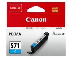 Canon CLI571C Cartuccia inkjet ciano originale (0386C001)