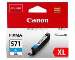 Canon CLI571CXL Cartuccia inkjet ciano originale (0332C004)