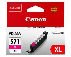 Canon CLI571MXL Cartuccia inkjet magenta originale (0333C004)