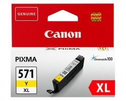 Canon CLI571YXL Cartuccia inkjet giallo originale (0334C004)