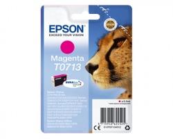 Epson T0713 Cartuccia inkjet magenta originale (C13T07134020)