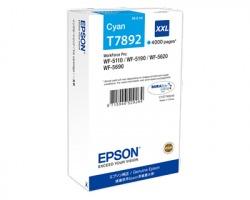 Epson T7892 Cartuccia inkjet ciano originale XXL (C13T789240)