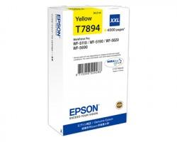 Epson T7894 Cartuccia inkjet giallo originale XXL (C13T789440)