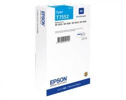 Epson T7552 Cartuccia inkjet ciano originale XL (C13T755240)