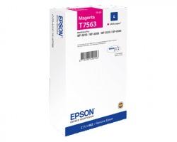 Epson T7563 Cartuccia inkjet magenta originale L (C13T756340)