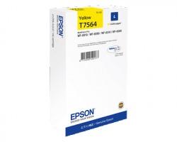 Epson T7564 Cartuccia inkjet giallo originale L (C13T756440)