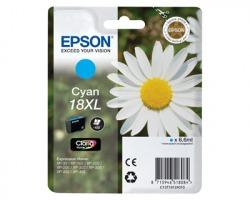 Epson 18XL Cartuccia inkjet ciano originale alta capacità (C13T18124010)