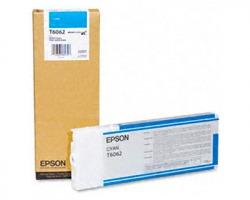 Epson T6062 Cartuccia inkjet ciano originale alta capacità (C13T606200)