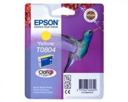 Epson T0804 Cartuccia inkjet giallo originale (C13T08044020)