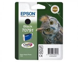 Epson T0791 Cartuccia inkjet nero originale (C13T07914020)