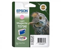 Epson T0796 Cartuccia inkjet magenta chiaro originale (C13T07964020)