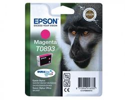 Epson T0893 Cartuccia inkjet magenta originale (C13T08934020)