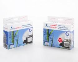 Kit 1x2 Filtri toner universali per stampante laser 15x12cm