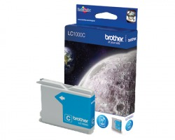 Brother LC1000C Cartuccia inkjet ciano originale