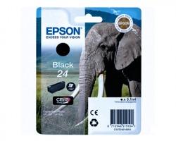 Epson 24 Cartuccia inkjet nero originale (C13T24214010)