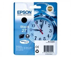 Epson 27 Cartuccia inkjet nero originale (C13T27014010)