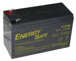 Batteria al Piombo 12V 7.2A H 9.50cm x L 6.50cm x P 15cm