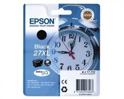 Epson 27XL Cartuccia inkjet nero originale alta capacità (C13T27114010)