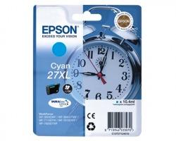 Epson 27XL Cartuccia inkjet ciano originale alta capacità (C13T27124010)