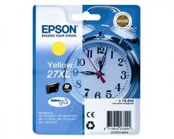 Epson 27XL Cartuccia inkjet giallo originale alta capacità (C13T27144010)