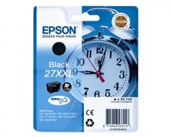 Epson 27XXL Cartuccia inkjet nero originale altissima capacità (C13T27914010)