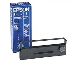 Epson S015366 Nastro in nylon nero originale (ERC27B)