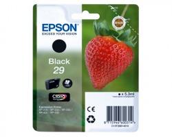 Epson 29 Cartuccia inkjet nero originale (C13T29814010)