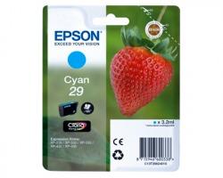 Epson 29 Cartuccia inkjet ciano originale (C13T29824010)