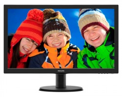 "Philips Monitor LED 19"" 193V5LSB2/10"