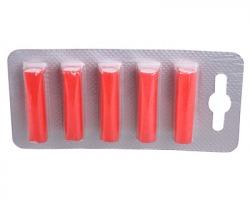 Deosticks Universali per aspirapolvere - Profumazione: Red Rose