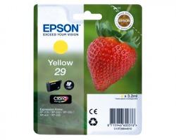 Epson 29 Cartuccia inkjet giallo originale (C13T29844010)