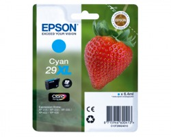 Epson 29XL Cartuccia inkjet ciano originale (C13T29924010)
