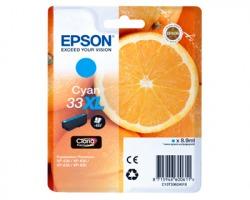 Epson 33XL Cartuccia inkjet ciano originale (C13T33624010)