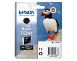 Epson T3241 Cartuccia inkjet nero photo originale 14ml (C13T32414010)