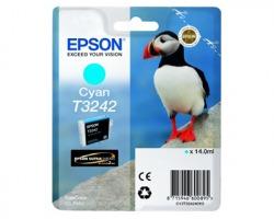 Epson T3242 Cartuccia inkjet ciano originale 14ml (C13T32424010)