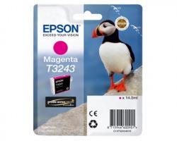Epson T3243 Cartuccia inkjet magenta originale 14ml (C13T32434010)