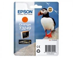 Epson T3249 Cartuccia inkjet arancione originale 14ml (C13T32494010)