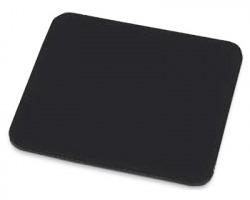 Tappetino per mouse con sensore ottico, colore nero