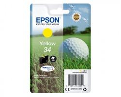 Epson T3464 Cartuccia inkjet giallo da 4.2ml (C13T34644010)