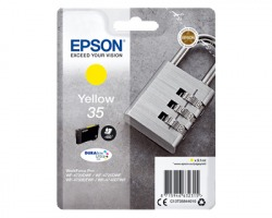 Epson T3584 Cartuccia inkjet giallo da 9.1ml (C13T35844010)