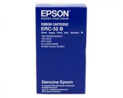 Epson C43S015371 Nastro nylon originale nero (ERC32B)