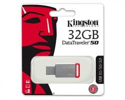 Kingston Pendrive Datatraveler50 USB 3.1 32GB (DT50/32GB)