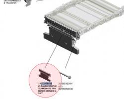 Ricoh D1056036 Cleaning unit intermediate transfer unit originale (D0396036)