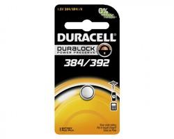 Duracell D384/392 Batteria al litio 1.5v per orologi blister da 1pz