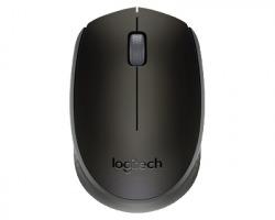 Logitech M171 Mouse wireless, colore nero (910-004424)
