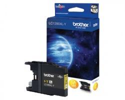 Brother LC1280XLY Cartuccia inkjet giallo originale alta capacità
