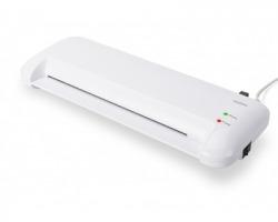 Laminatore A4 a caldo, spessore della pellicola: 80-125 micron, consumo 260W - Colore bianco