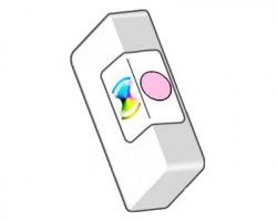 Epson T0806 Cartuccia inkjet magenta chairo compatibile (C13T08064020)