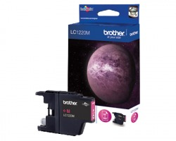 Brother LC1220M Cartuccia inkjet magenta originale